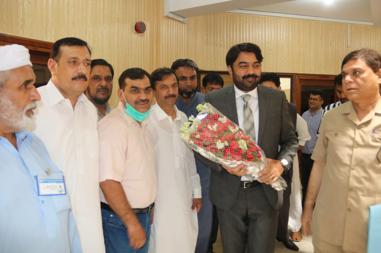 Inauguration Ceremony of Student's Facilitation Center